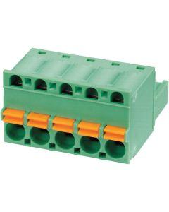 Phoenix Combicon 5-pole connector