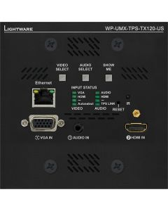 WP-UMX-TPS-TX120-US Black