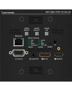WP-UMX-TPS-TX130-US Black