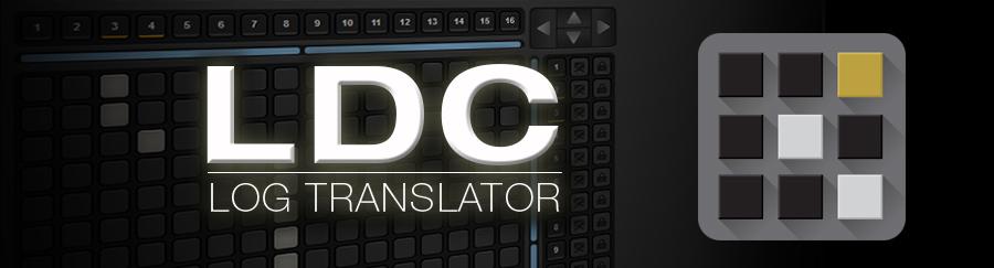 LDC Log Translator