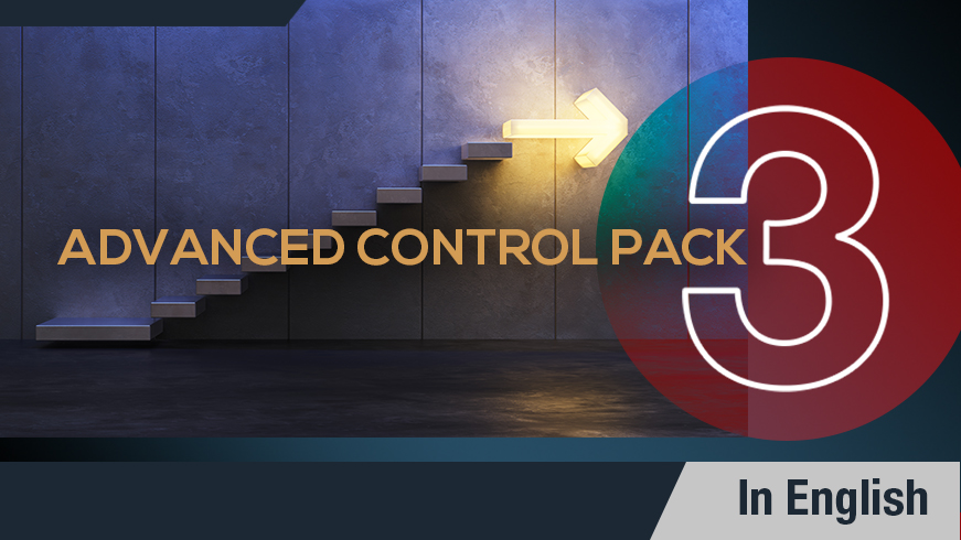 Advanced Control Pack v3 - The Next Generation of Room Automation is Here