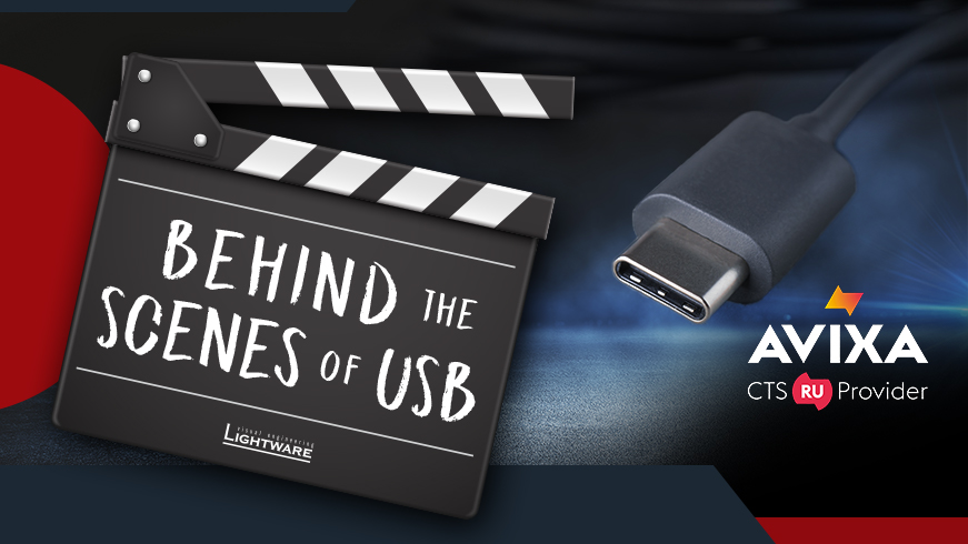 Behind The Scenes Of USB