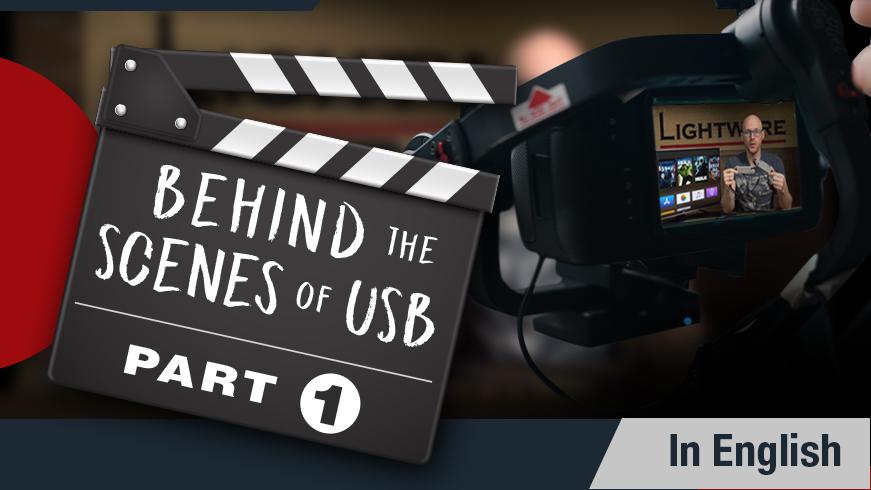 Behind the Scenes of USB - Part 1 - USB Basics