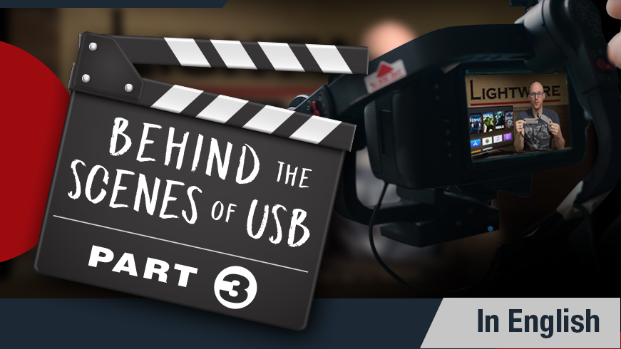 Behind the Scenes of USB - Part 3 - Lightware Solutions supporting USB